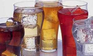 Газированные напитки: как утолить жажду?