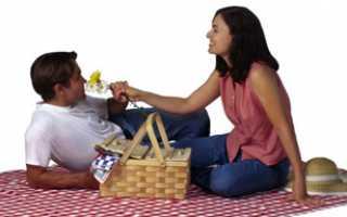 Что нужно взять на пикник